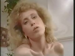 Watch a vintage porn with a blonde TS