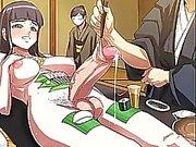 3D Hentai Futanari Teens Cumming!