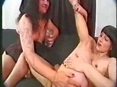 LEOPORNO Gothic Tranny Duo PART 2 XXX Porn