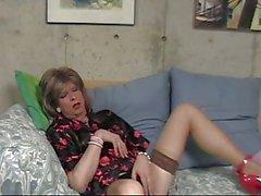 Donna Queen the Sexy Stocking Slut