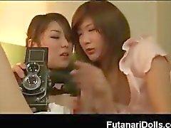 Futanari Squirting!