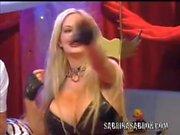 Sabrina Sabrok Sex TV Show,interviews Rockstar, pornstars, shemales, celebrities