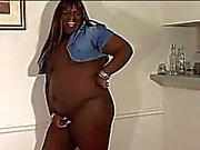 Black Chubby tranny