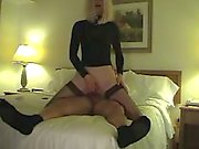 Crossdressing, Sissy Scenes