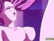 Bondage mom hentai bigboobs ass and pussy fucked by shemale anime
