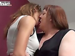 Tight Fiona gets pounded hard by a dirty shemale