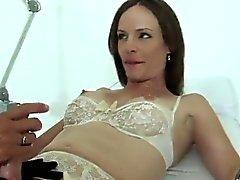 Unfaithful british mature lady sonia exposes her huge puppie