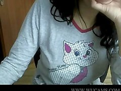Turkish Girl Horny In The Morning squir
