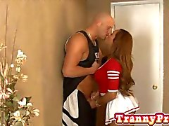 secret of a cheerleader and tranny jenna belle revealed