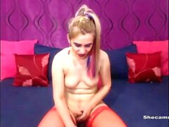 Blonde Linda Horny Pleasures
