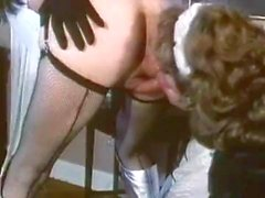 Vintage Shemale Carnal Candy & TV Maid