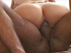 Interracial T-Girl Fucking