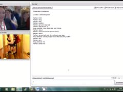 Limerick Sissy Michelle is Totally Humiliated Again on Chatroulette