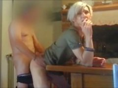 Smoking while being fucked