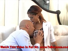 Domino Presley Perfect Shemale Fuck